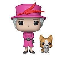 The Royals - Queen Elisabeth II Funko POP! Figur