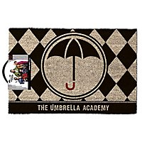 The Umbrella Academy - Fußmatte mit offiziellem Logo