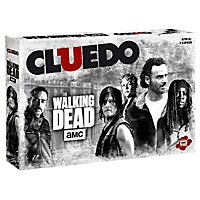 The Walking Dead - Cluedo The Walking Dead