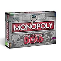 The Walking Dead - Monopoly The Walking Dead Comic Brettspiel