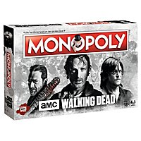 The Walking Dead - Monopoly The Walking Dead