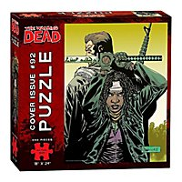 The Walking Dead - Puzzle Cover Issue #92