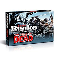 The Walking Dead - Risiko Brettspiel