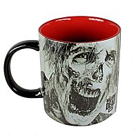 The Walking Dead - XL Keramiktasse mit 3D-Zombie