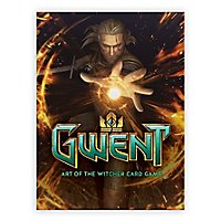 The Witcher - Artbook Gwent: Art of the Witcher Card Game
