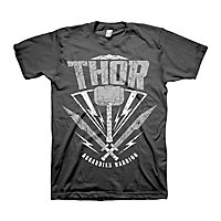 Thor - Ragnarok T-Shirt Asgardian Warrior