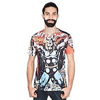 Thor -T-Shirt Comic Allover