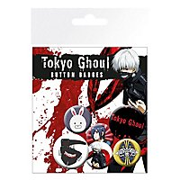 Tokyo Ghoul - Ansteck-Buttons Mix