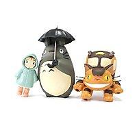 Totoro - Magnete Set Regen