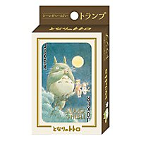 Totoro - Spielkarten Mein Nachbar Totoro