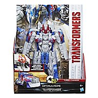 Transformers - Actionfigur Optimus Prime Turbo Changer