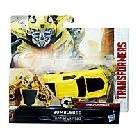 Transformers - Actionfigur Turbo Changer Bumblebee