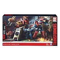 Transformers - Autobot Intel Ops Perceptor & Blaster Platinum Edition