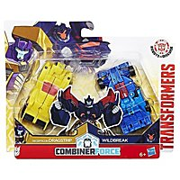 Transformers - Combiner Force Actionfiguren Dragstrip & Wildbreak