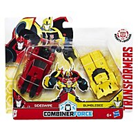 Transformers - Combiner Force Actionfiguren Sideswipe & Bumblebee