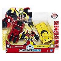Transformers - Combiner Force Actionfiguren Sideswipe & Bumblebee