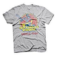 Transformers - T-Shirt Optimus Prime Since 1984