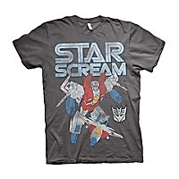 Transformers - T-Shirt Starscream Distressed