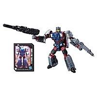 Transformers - Titans Returns Actionfigur Chasm & Decepticon Quake