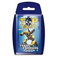 Transformers - Top Trumps Transformers Prime