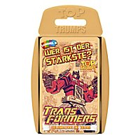 Transformers - Top Trumps Transformers Retro