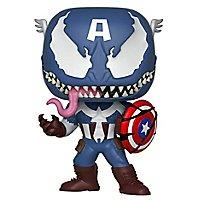 Venom - Venomized Captain America Funko POP! Wackelkopf Figur