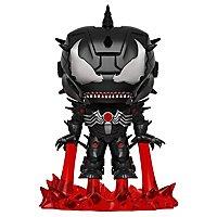 Venom - Venomized Iron Man Funko POP! Wackelkopf Figur