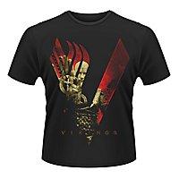 Vikings - T-Shirt Blood Sky