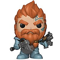 Warhammer 40K - Space Wolves Pack Leader Funko POP! Figur