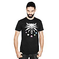 Witcher - T-Shirt The Witcher 3: Wild Hunt