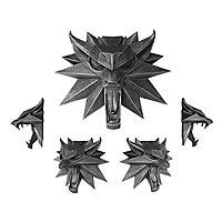 Witcher - Wanddeko Wolf
