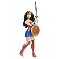 Wonder Woman - Actionfigur Wonder Woman mit Schild