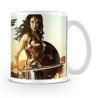 Wonder Woman - Tasse Hero