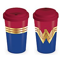Wonder Woman - Thermobecher Emblem