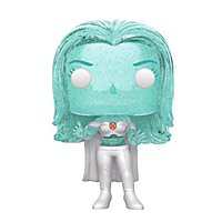 X-Men - Emma Frost Clear Funko POP! Figur (Exclusive)