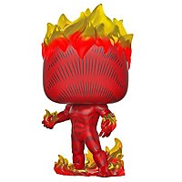X-Men - Human Torch (80th Anniversary) Funko POP! Figur