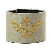 Zelda - Armband Hyrule Wappen
