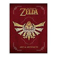 Zelda - Artbook Art & Artifacts