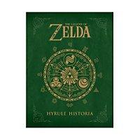 Zelda - Artbook Hyrule Historia