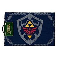 Zelda - Fußmatte Hyrule Schild