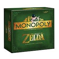 Zelda - Monopoly Brettspiel