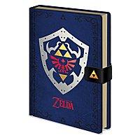 Zelda - Premium Notizbuch Hylia Schild