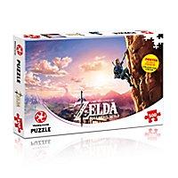 Zelda - Puzzle Breath of the Wild mit 500 Teilen