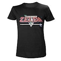 Zelda - T-Shirt 8-Bit Logo