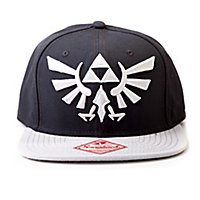 Zelda - Triforce Logo Cap