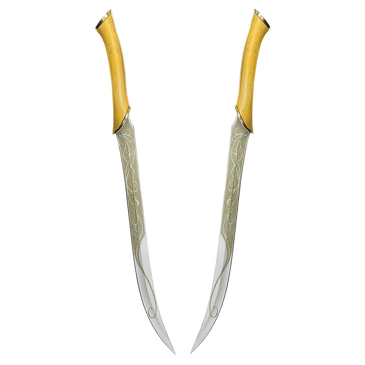The Lord of the Rings - Legolas' combat knives replicas 1 ...