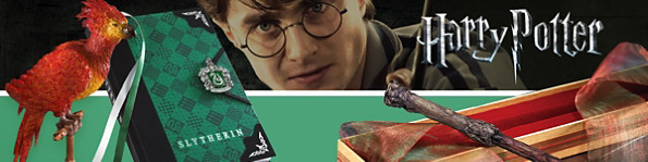 Harry Potter Sammlerstücke