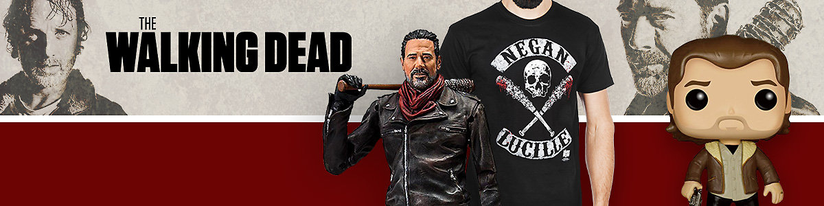 Walking Dead Merchandise - T-Shirts zu Walking Dead