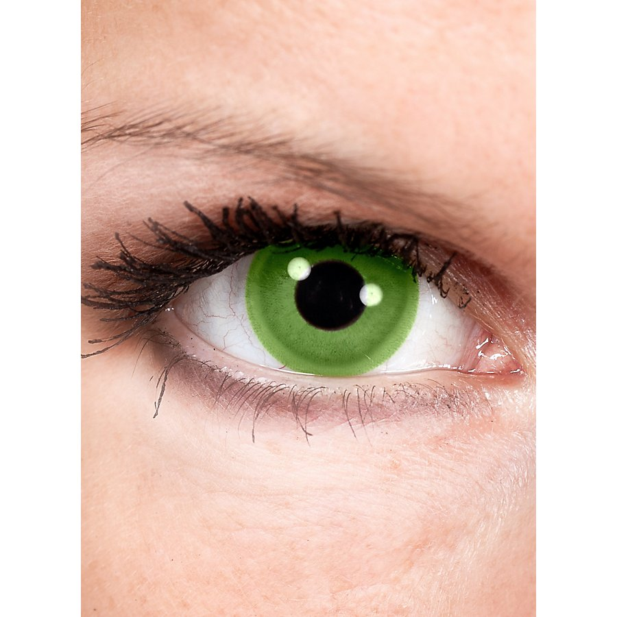 Kontaktlinsen Halloween Goblin