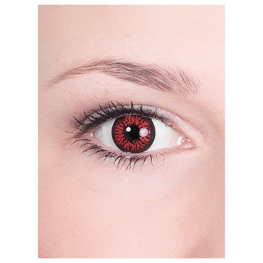Halloween Kontaktlinsen Dämon